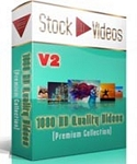 People 2 - 1080 Stock Videos V2 (PLR/ MRR)