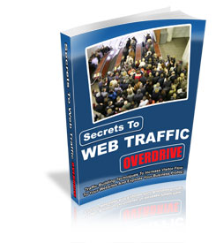 Secrets to Web Traffic Overdrive (PLR / MRR)