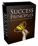 Success Principles (PLR / MRR)