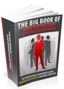 The Big Book Of Home Business Lead Generation Methods (MRR)