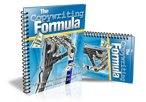The Copywriting Formula Report (PLR / MRR)