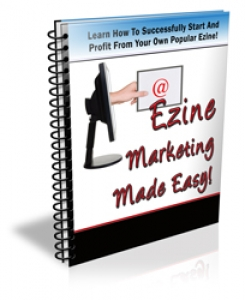 The Ezine Marketing Made Easy PLR Newsletter (PLR)