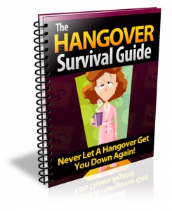 The Hangover Survival Guide (MRR)
