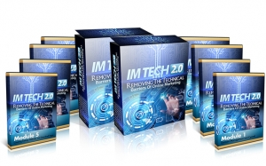 The IM Tech Training 2.0 Course (PLR / MRR)
