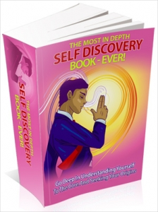 The Most In Depth Self Discovery Book - Ever! (MRR)