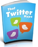 The Twitter Craze (PLR / MRR)