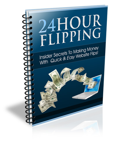 24 Product Flipping PLR (MRR)