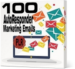 100 AutoResponder Marketing Emails - PLR