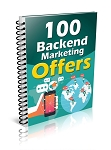 100 Backend Marketing Offers (PLR / MRR)
