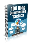100 Blog Commenting Tactics (PLR / MRR)