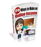 20 Ways To Make An Online Income (PLR / MRR)