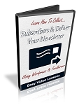 Collect Subscribers And Deliver Your Newsletter - PLR