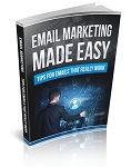 Email Marketing Made Easy - PLR