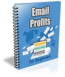 Email Profits For Beginners PLR Newsletters (PLR / MRR)