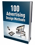 100 Advertising Design Methods (PLR / MRR)