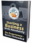 How To Start a Business - PLR