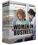 10 Women In Business PLR Articles (PLR / MRR)