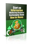 Information Marketing Business - PLR