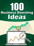 100 Business Boosting Ideas (PLR / MRR)