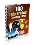 100 Info-Product Creation Ideas  (PLR / MRR)