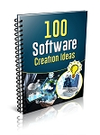 100 Software Creation Ideas  (PLR / MRR)