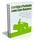 Starting a Profitable Lawn Care Business PLR Newsletter (PLR / MRR)