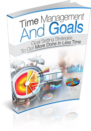 Time Management And Goals (MRR)