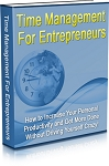 Time Management For Entrepreneurs (PLR/MRR)
