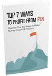 Top 7 Ways To Profit From (PLR / MRR)