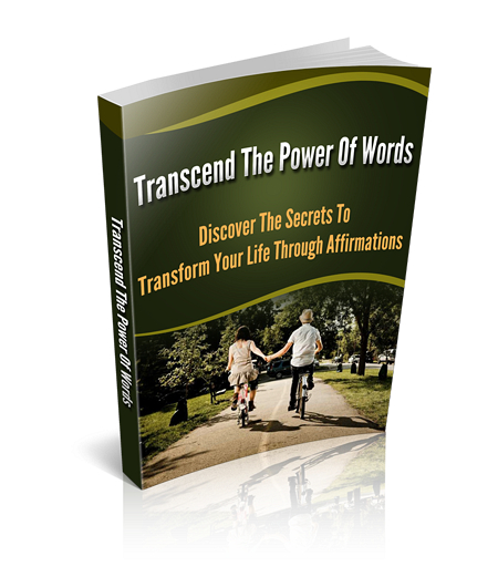 Transcend The Power Of Words (MRR)