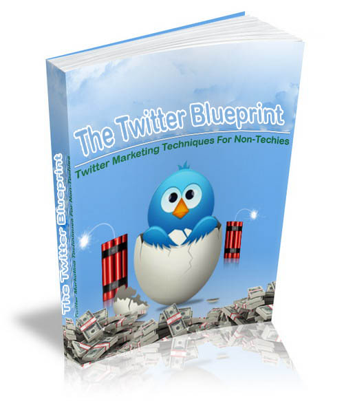 The Twitter Blueprint (PLR / MRR)