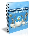 Twitter Marketing Crash Course (PLR)