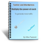 Twitter Wordpress Profits (PLR / MRR)