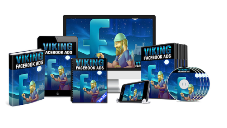 Viking Facebook Ads (PLR / MRR)
