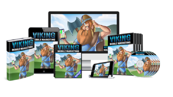 Viking Mobile Marketing (PLR / MRR)