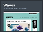 Waves Theme - GPL (PLR/MRR)