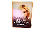 Ways To Stop Comparing Yourself To Others (PLR / MRR)
