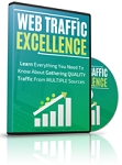 Web Traffic Excellence (PLR / MRR)