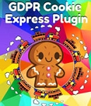 WP GDPR Cookie Express Plugin (PLR/MRR)