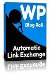 WP Blog Roll Link Exchange Plugin (PLR/MRR)