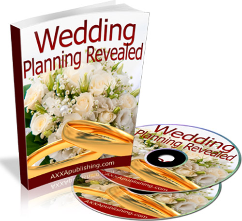 Wedding Planning Revealed (PLR / MRR)