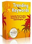 WP Trending Keywords Plugin (PLR/MRR)
