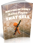 Writing Internet Sales Pages That Sell (PLR / MRR)