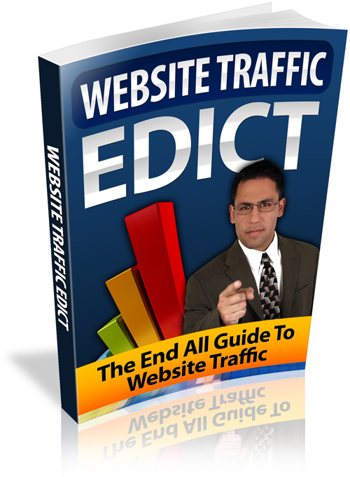 Website Traffic Edict (PLR / MRR)