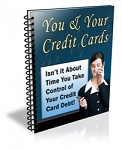 You & Your Credit Cards PLR Newsletter (PLR)