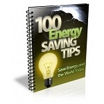 100 Energy Saving Tips (MRR)