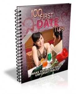 100 First Date Tips (MRR)