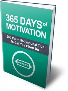 365 Days of Motivation (PLR / MRR)
