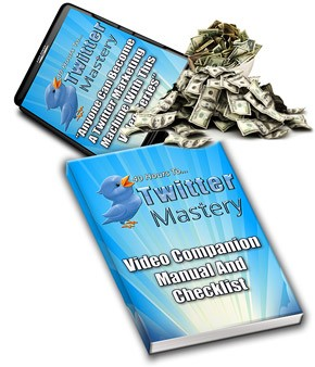 40 Hours To Twitter Mastery - Video Series (PLR / MRR)