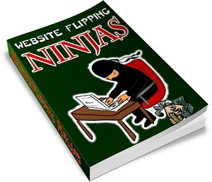 Website Flipping Ninjas (PLR / MRR)